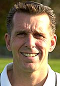 A photograph of Graham Ford